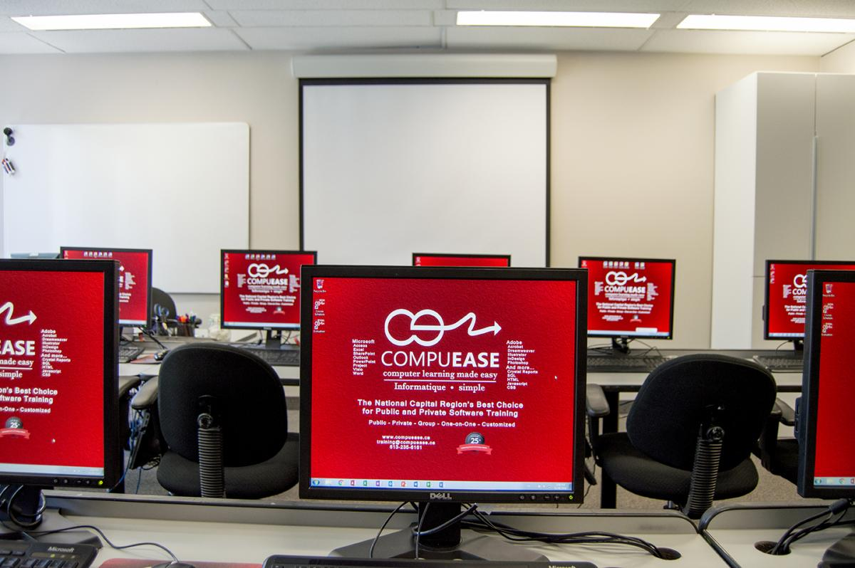 Compuease Training Room Rental 1