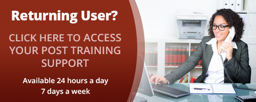 Access your after-training support